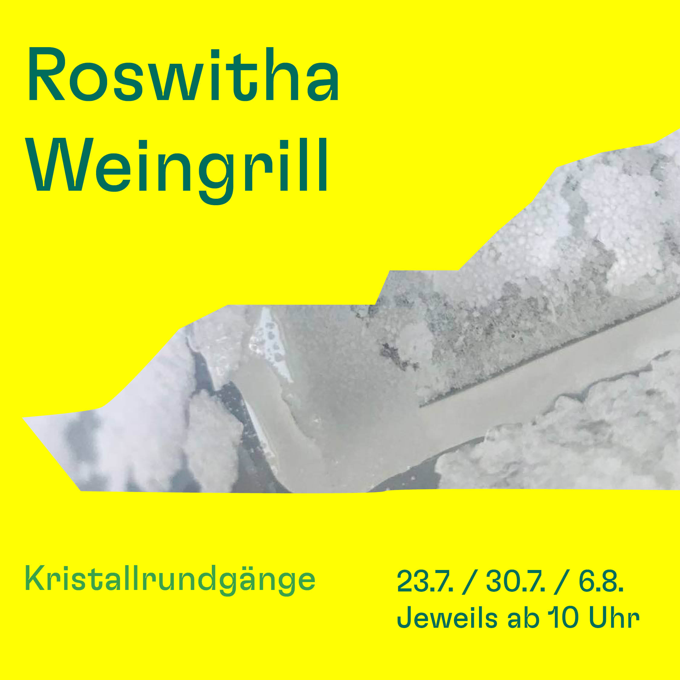 Weingrill event